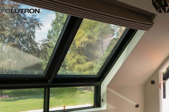 Lutron Electric Curtains