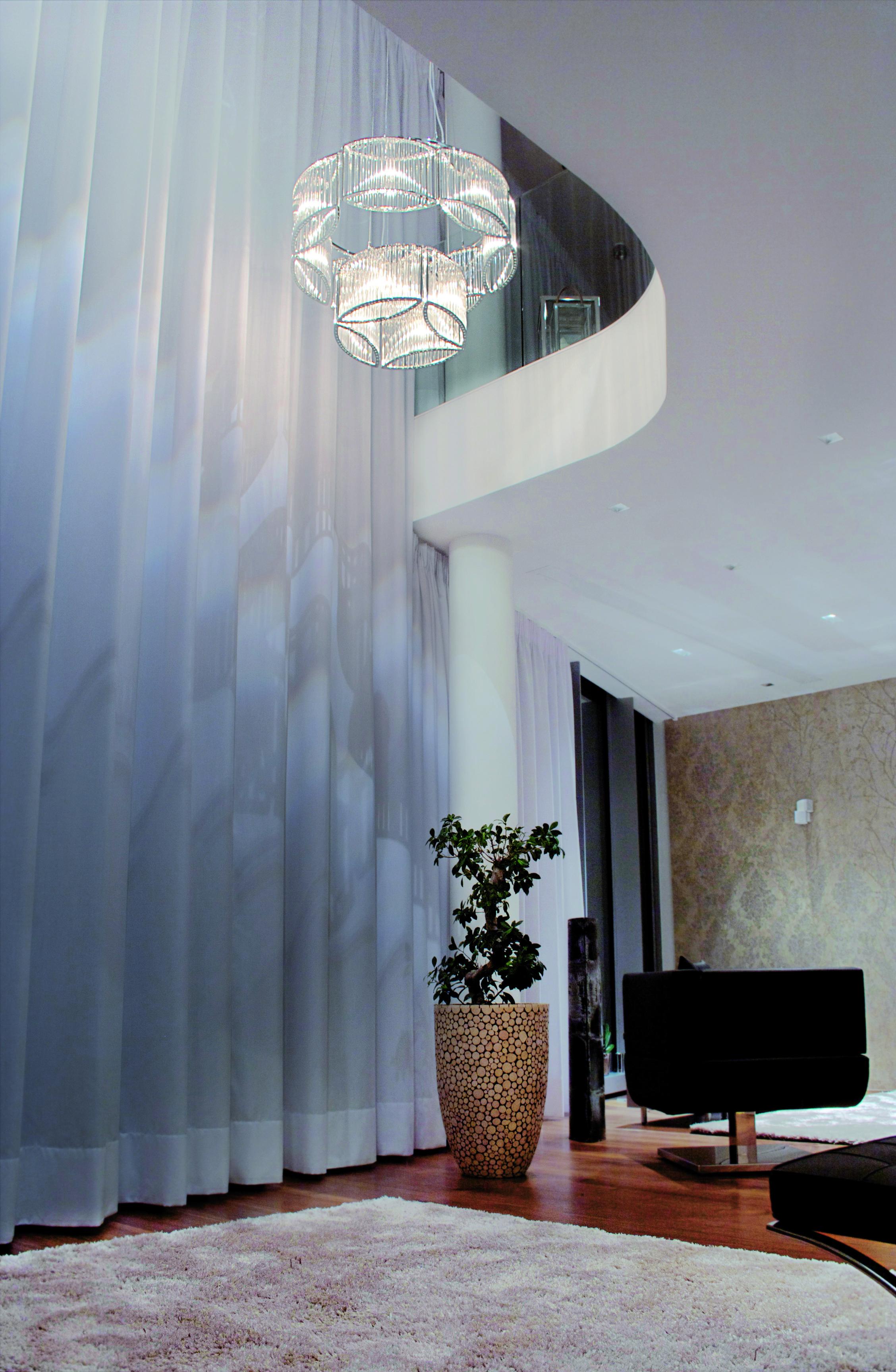 Silent Gliss 5300 Curtain