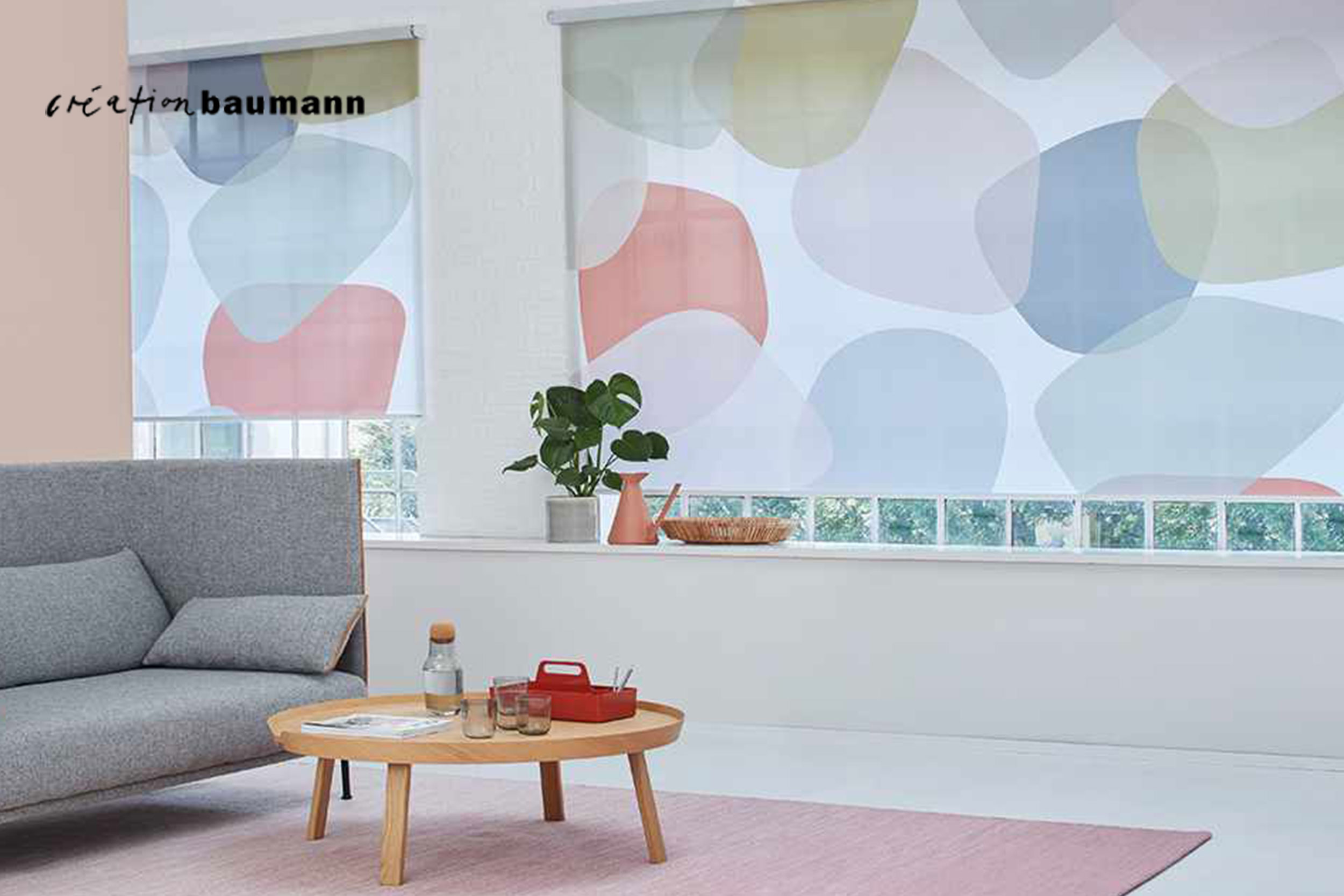 Creation Baumann roller blinds