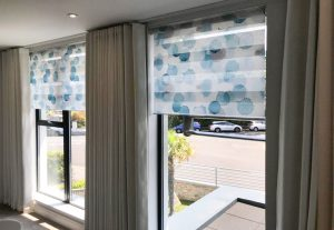 Silent Gliss Curtain Track - Poole Residential Home