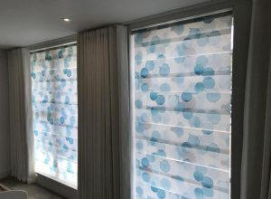 Automated JAB Blinds - Poole Residential Home