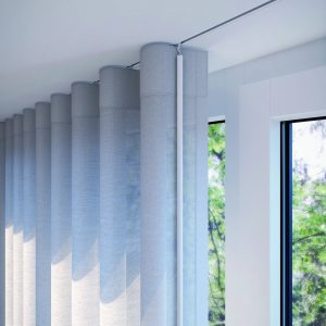 Silent Gliss 6870 Hand Operated Curtain Track System